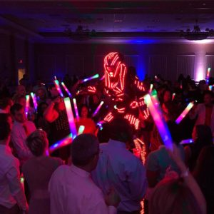 corporate-event-led-entertainment-foam-sticks